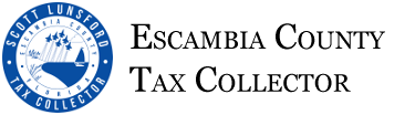 Seal - Escambia County  Tax Collector