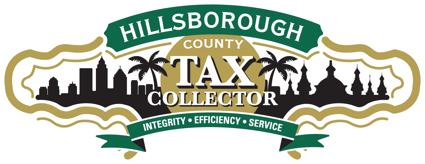 Seal - Hillsborough County Tax Collector
