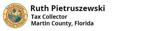 Ruth Pietruszewski - Martin County Tax Collector