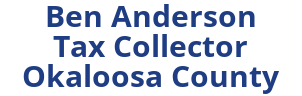 Ben Anderson - Okaloosa County Tax Collector